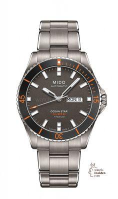 Mido Ocean Star Titanium