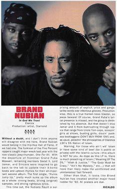 HighStRadio.com  Brand Nubian