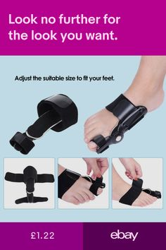 d6b1d6a27e Medical Braces & Supports #eBay Health & Beauty Foot Pain Relief,  Big