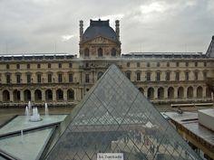 Louvre.  favorite-places