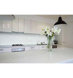 Diamond biały, szkliwiony - płytki ceramiczne/mozaika|sklep RawDecor.pl