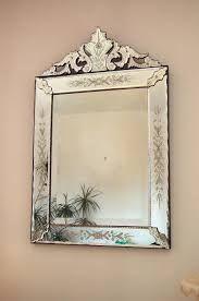 miroir v nitien du 19e si cle miroirs anciens pinterest