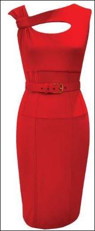 Joseph Ribkoff | Dress | Red | Spring Racing Carnival #JosephRibkoff