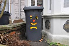 The World's Top 10 Best Images of Art Attacked Bins