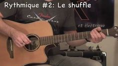 Les 9 rythmiques importantes à la guitare acoustique avec le populaire, le shuffle, la ballade, la valse, le country-pop. le cha-cha, les doubles-croches, le...