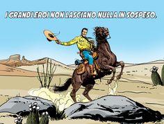 In edicola la collezione di Tex Willer a colori!