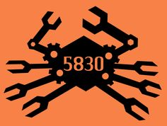 Our Maryland State version used on the back of our Hoodie Sweatshirts. Always using our brand color, f88147, #Team5830 #IrrationalEngineers #OMGROBOTS