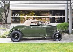 1932 Ford Roadster Maintenance/restoration of old/vintage vehicles: the material for new cogs/casters/gears/pads could be cast polyamide which I (Cast polyamide) can produce. My contact: tatjana.alic@windowslive.com