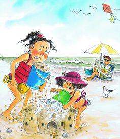 Parlar de la platja