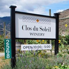 "Clos du Soleil - Old World elegance … New World edge! ""The 2015 vintage was an excellent one, and we are really proud of the wines we produced from this year.  It was a very hot year, and if anything this was a challenge for us viticulturally.  However, our focus upon organic and biodynamic practices leads to a higher level of self-regulation in the vines, allowing us to achieve better-balanced wines."