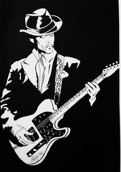 """""""Prince - My Purple Story"""" book illustration R&R Hall of Fame Black And White Drawing, Black And White Colour, Prince Birthday Theme, Prince Drawing, Guitar Drawing, Paisley Park, Prince Rogers Nelson, Book Illustration, Art Sketches"""
