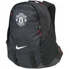 NIKE Manchester United Offense Compact Back Pack #NIKE #BacktoSchool #BackPack #Soccer #SoccerSavings.com