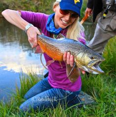 Fly fishing  Nice fish! www.Lunker.com