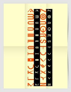 Vuelo 213 :: Diseño Gráfico: Tipografía Cultura Antigua Parte 2