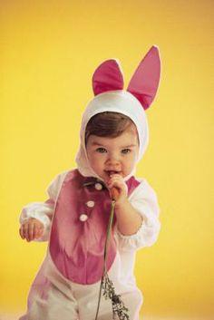 Como costurar uma fantasia de coelho da Páscoa