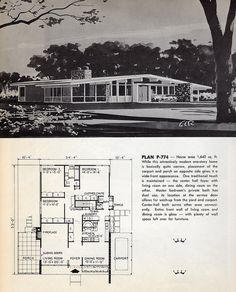 I was intrigued by how similar this floor plan is to my o… | Flickr