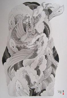 Phoenix Tattoo Designs - Best Tattoos For Men
