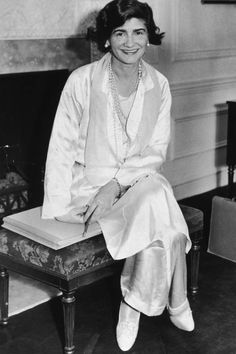6b76c8b9d81 From the December 1971 issue of BAZAAR  Christmas with Coco Chanel