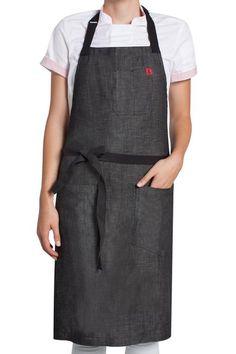 Ven Apron Pocket BBQ Kitchen Cooking Hairdressing Baking Workwear Waterproof