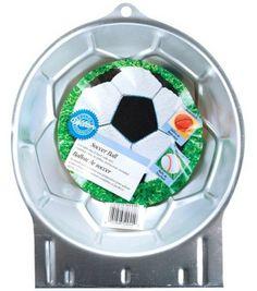 wilton soccer ball pan instructions