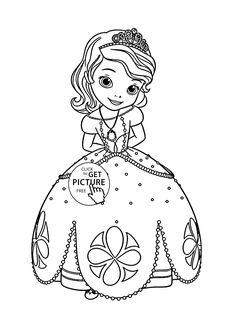 28 Best Disney princess coloring pages images | Disney princess ...