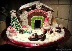 Melegueta...                      piccole ricette per un matrimonio (quasi) perfetto: La Casa di Babbo Natale