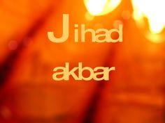Kiblat Umat: Jihad Akbar