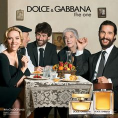 The latest campaign for Dolce&Gabbana The One, shot by Brigitte Lacombe, sees Hollywood icon Scarlett Johansson and Oscar-winner Matthew McConaughey reprise their starring roles on the set of a traditional Italian family home. The One and The One for Men encapsulate the Dolce&Gabbana man and the Dolce&Gabbana woman: multifaceted personalities, eternally contemporary, naturally charming and always the centre of attention. Discover more on www.dolcegabbana.com/beauty/perfumes/the-one
