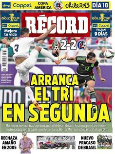 México - RÉCORD 28 de junio del 2015