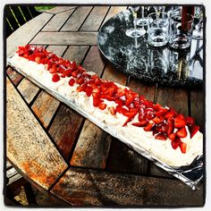Jane And Judy In The Kitchen: Summer Pavlova