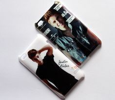 NEED AN IPOD TOUCH AND THESE.      2pcs New Justin Bieber Hard Back Cover Case for iPod Touch 4th 4 4G JSB28