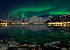 Aurora boreal: Los 10 mejores sitios para verla Noruega