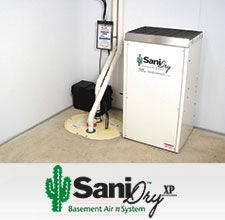 Fresh Sanidry Basement Air System Cost