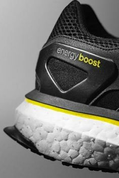 ADIDAS adidas has developed Boost with partners BASF, a new cushioning  material base which it