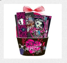 Monster High Gift Set NEW   Great for birthdays, Easter, or any other special occasion