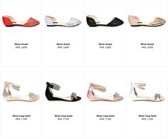 Metro Shoes Eid ul Azha Fall/Winter Footwear Collection 2014-2015 for Women with Price. This Collection Includes Women's Shoes New Arrivals - Heels, Wedges, Sandals & Purses.