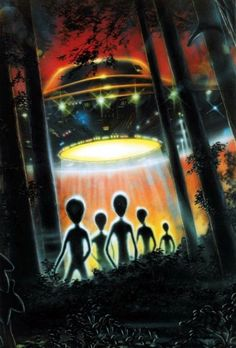 [Video] 2105 UFO Sightings Caught on Video - Unexplained News Arte Sci Fi, Arte Alien, Alien Art, Ancient Aliens, Aliens And Ufos, Alien Aesthetic, 70s Sci Fi Art, Alien Abduction, Ufo Sighting