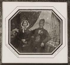 Wehnert-Beckmann, Bertha: Porträt des Ehepaares Schmidt zur Silbernen Hochzeit, Leipzig