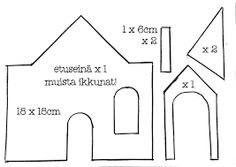 Kuvahaun tulos haulle piparkakkutalo kaavat Baking, Christmas, Xmas, Bakken, Navidad, Noel, Backen, Natal, Sweets