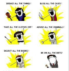 All Sherlock