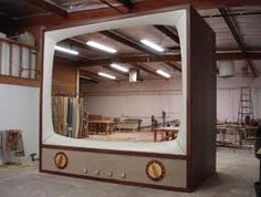 giant tv prop - Google Search