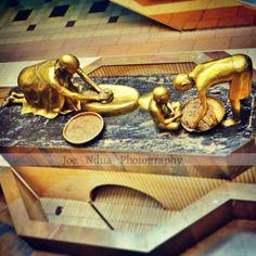 On the grind Street Art Photography, Kenya, Artwork, House, Beautiful, Work Of Art, Auguste Rodin Artwork, Home, Artworks