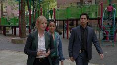 """Danny and Kelli in """"Above suspicion """""""