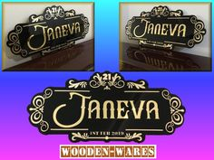 a Plaque, Black Gloss Acrylic with Brushed Gold Inlay and Mirror Gold Name. Made in Brisbane Australia. AfterPay Available Brisbane Australia, 21st Birthday, Craft Gifts, Black Backgrounds, Keys, Birthdays, Shapes, Mirror, Unique
