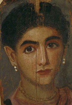 Egipto romano, retratos de El-Fayoum