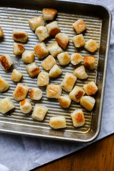How to Cook Trader Joe's Cauliflower Gnocchi by Completely Ignoring the Instructions on the Package — Worthy Pause My Recipes, Whole Food Recipes, Vegan Recipes, Favorite Recipes, Dinner Recipes, Trader Joe's, Baked Califlower, How To Cook Gnocchi, Cooking Gnocchi