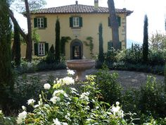 "Villa Laura is the very villa used in the filming of ""Under the Tuscan  Sun."" It was used as the Bramasole ""double"" because the  Bramasole was already renovated and what was needed was a wreck. Now  completely renovated, this beautiful luxury estate includes a villa  and adjacent farmhouse set on eight acres, just outside of the  wonderful art city of Cortona.(villavacations.com)"