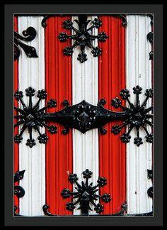 Jenny Rainbow Fine Art Photography Framed Print featuring the photograph Iron Door Details Of De Haar Castle by Jenny Rainbow Art Prints For Home, Home Art, Fine Art Prints, Framed Prints, Poster Prints, Framing Photography, Fine Art Photography, Door Detail, Iron Doors