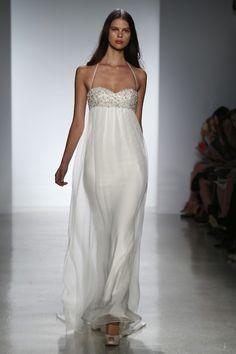 Fashion Friday: Christos Bridal Spring 2014 | Bride and Breakfast