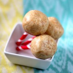 Healthy Peanut Butter Protein Balls
